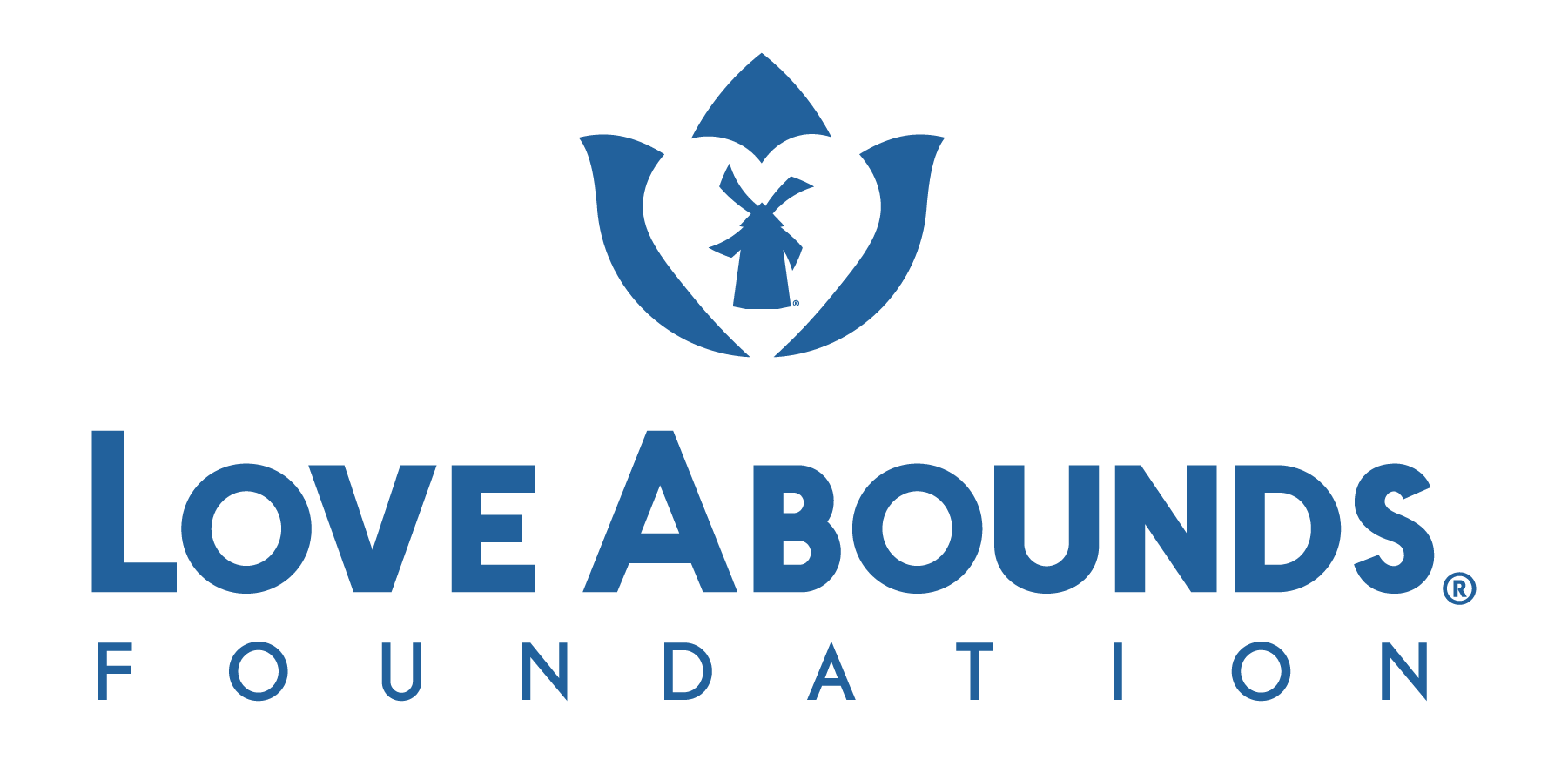 Love Abounds Logo