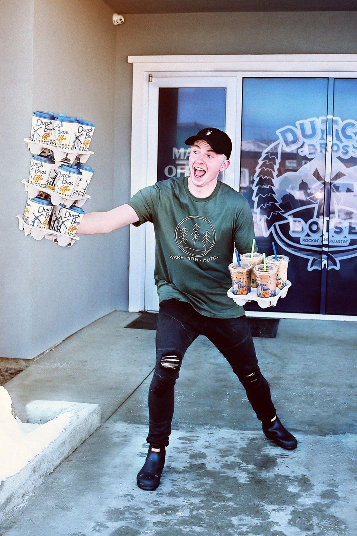 Dutch Bros Boise Raises $10,000 for Junior Achievement Idaho