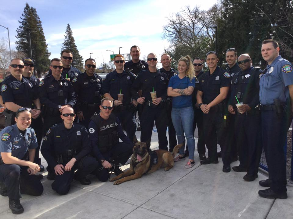 Dutch Bros Greater-Sacramento to Raise over $66,800 in Honor of Fallen CHP Officer Lucas Chellew