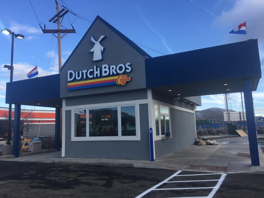 Dutch Bros Carson City Celebrates Newest Location by supporting Carson High School
