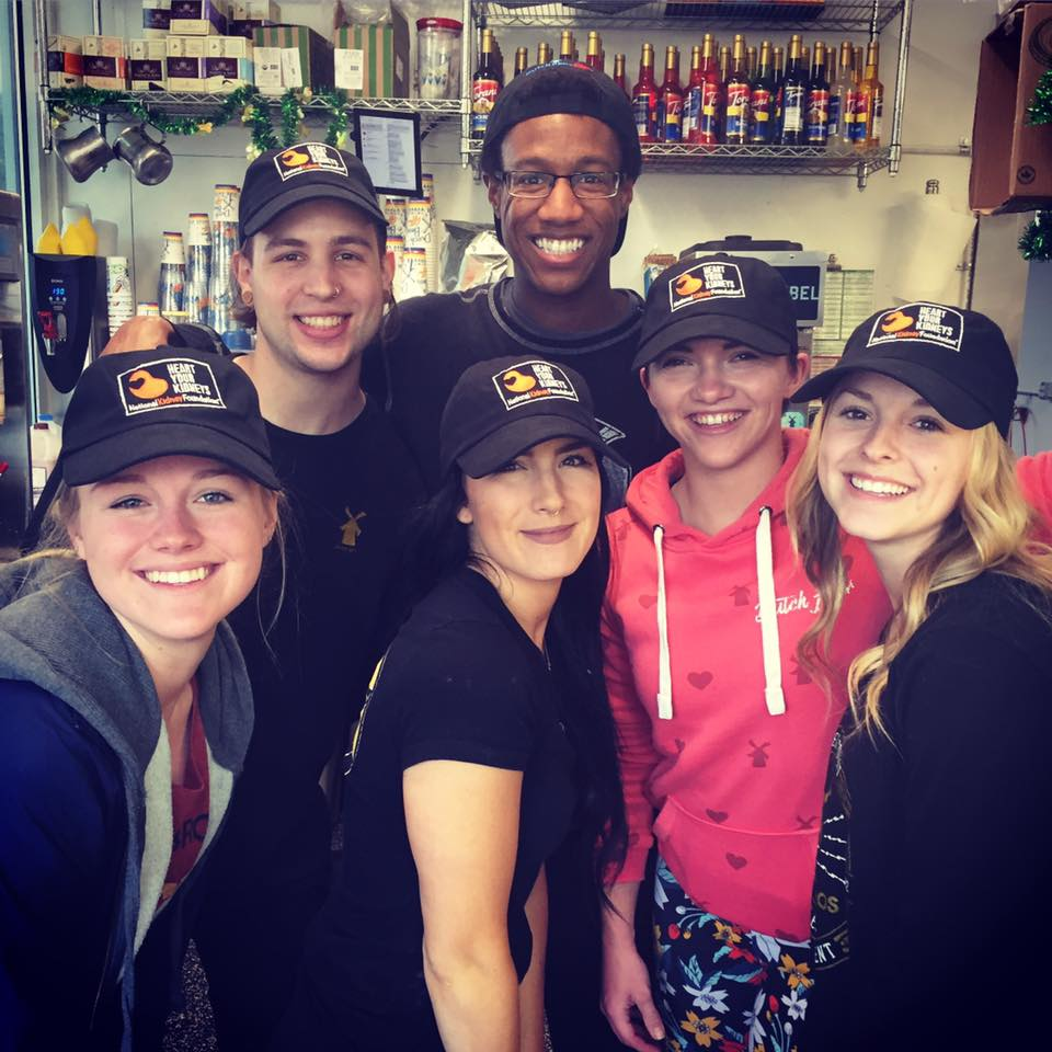 Dutch Bros Chico Rallied with its Community to Raise $9,000 on World Kidney Day