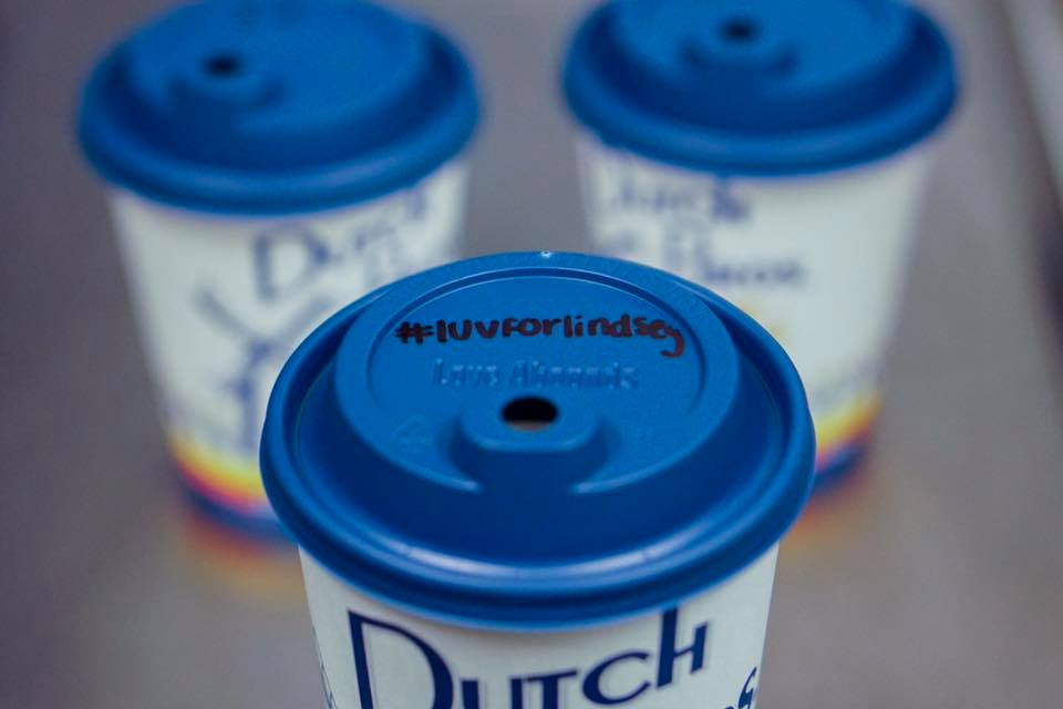 Dutch Bros East Vegas Joined Forces with Community to Raise Over $8,300 for Lindsey Wilkinson